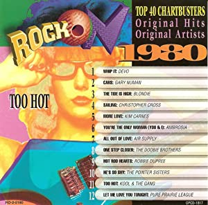 Rock On 1980-Too Hot