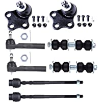 INEEDUP NEW Pair Set of Front Left Right Sway Bar End Link Compatible fit for 2007 2008 2009 2010 2011 2012 2013 2014 Ford Edge Lincoln Mkx
