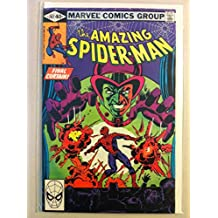 Spiderman #207 Final Curtain Aug 80 NO MAILING LABEL Near-Mint (7 out of 10) Very Lightly Used by Mickeys Pubs