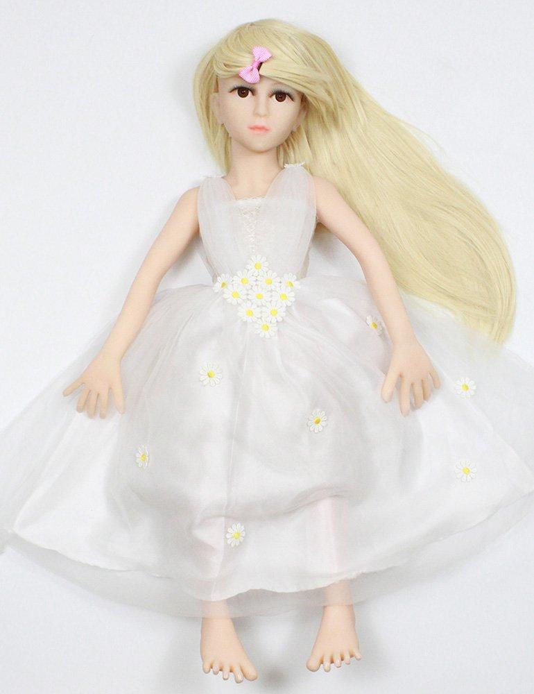 "fairybabydolls fbd801g 25 "" 9lb LovelyリアルなBaby Girl Dolls Toys for ChlidrenギフトFleshcolor + Romantically Goldenヘア+服   B07BPNG98B"