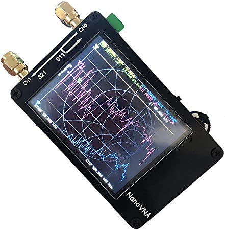 DEtrade - Analizador de Antena para Vector HF VHF (Antena UHF ...