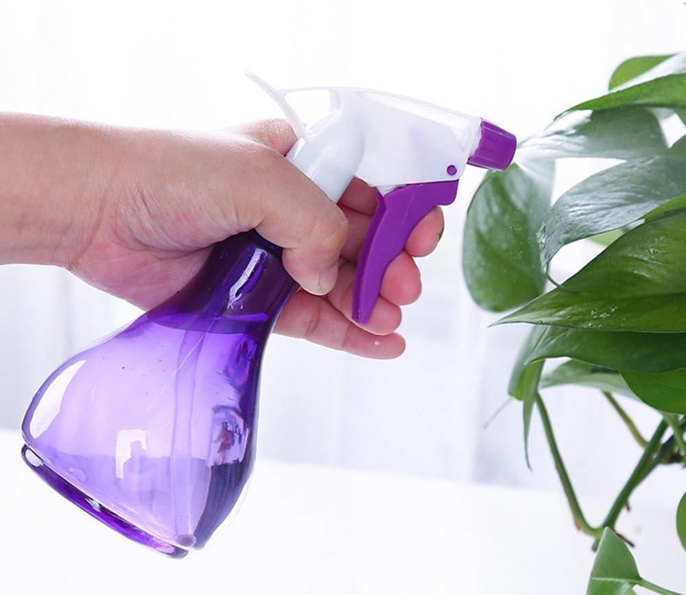 Finebo Multifonction Vaporisateur /à Main deau Spray Vide Jardin Pulv/érisateur Bouteille en Plastique pour arroser Les Plantes et Les Fleurs Plante//M/énage//Coiffure Violet