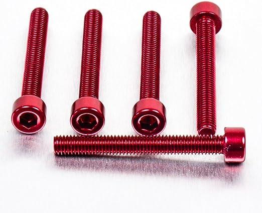 Tornillo Allen de aluminio M5 x 0,8 mm x 40 mm
