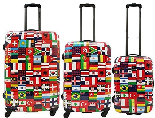 Saxoline Juego de maletas, multicolor (Varios colores) – 1315H0.17.09