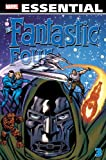 Front cover for the book Essential Fantastic Four, Volume 3 by Stan Lee