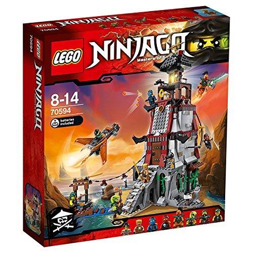 Amazon.com: LEGO (LEGO) ninja go decisive battle! Quay light ...