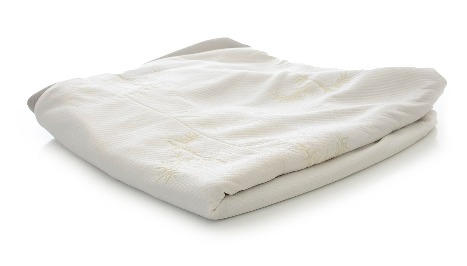 Milliard Replacement Cover for 4-Inch Tri-fold Mattress - Single 25 inches Ultra Soft by Milliard