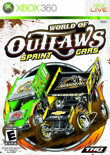 World Of Outlaws Sprint Cars - Xbox - Top 20 Xbox 360 Games