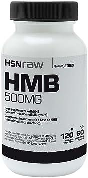 HSN RAW - HMB para el Aumento de la Síntesis de Proteínas y ...