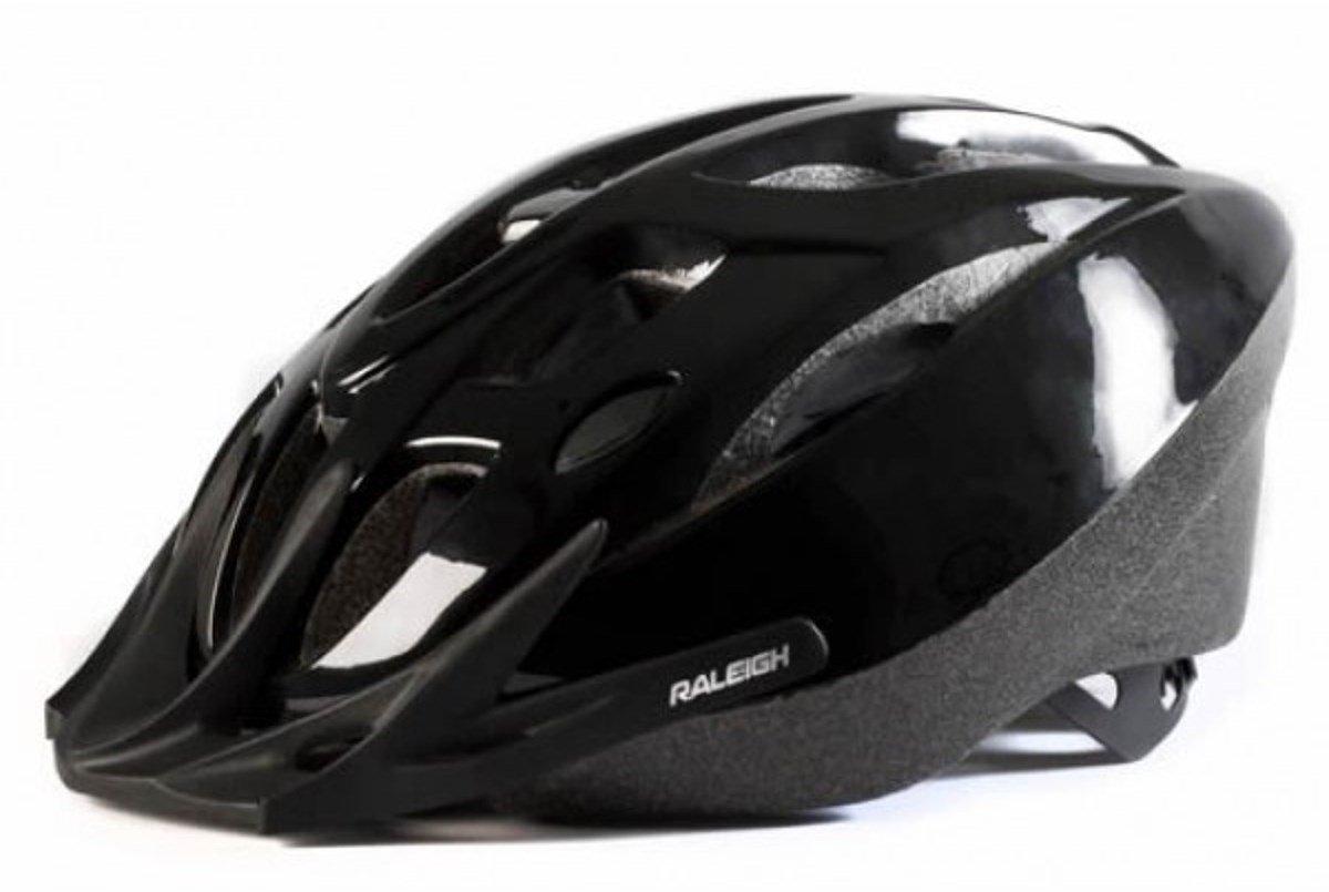 Raleigh City Cycle Helmet XL Black 60-65CM by Raleigh   B0044EGRNM