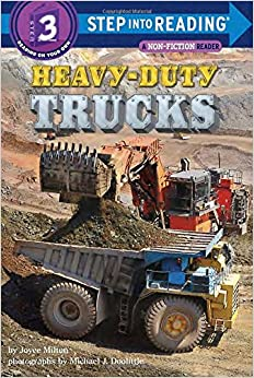 Heavy-Duty Trucks (Step Into Reading) (Step Into Reading: A Step 3 Book)