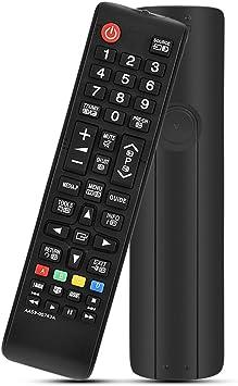 Mando a distancia de repuesto AA59-00743A para Samsung, mando a distancia universal para Samsung AA59-00743A AA59-00607A 3D Smart TV: Amazon.es: Electrónica