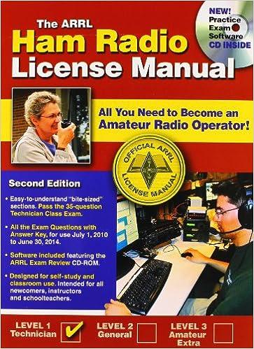 ham manuels Amateur radio