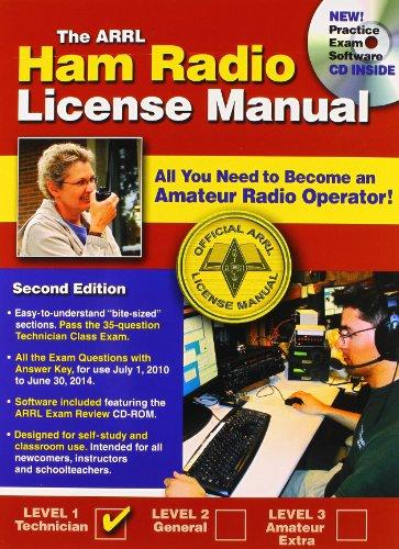 Series Radio Manual (Ham Radio License Manual with CD (Arrl Ham Radio License Manual))