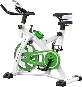 DRLGC Bicicleta de Spinning Que Absorbe los Golpes en el hogar ...