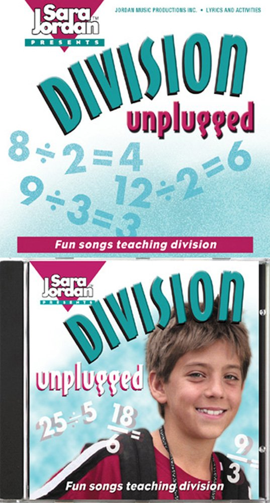Division Unplugged: Fun Songs Teaching Division