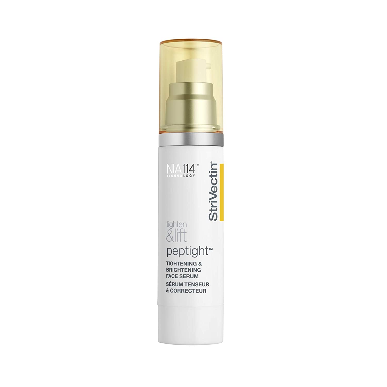 StriVectin Peptight Tightening & Brightening Face Serum, 1.7 Fl Oz