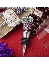 180 Vineyard Collection Wine Bottle Stopper Favors