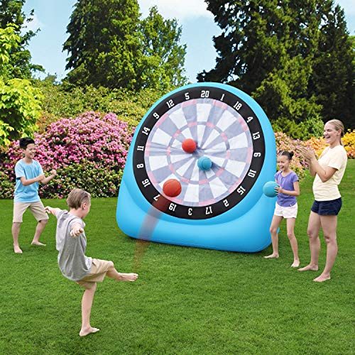 Play Day Kick Darts Game -