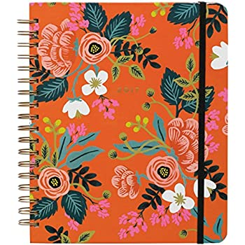 Amazon.com : Wildwood Weekly 17 Month Planner with Stickers ...