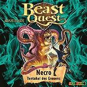 Necro, Tentakel des Grauens (Beast Quest 19) | Adam Blade