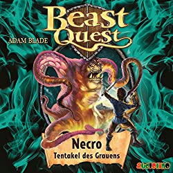 Necro, Tentakel des Grauens (Beast Quest 19)