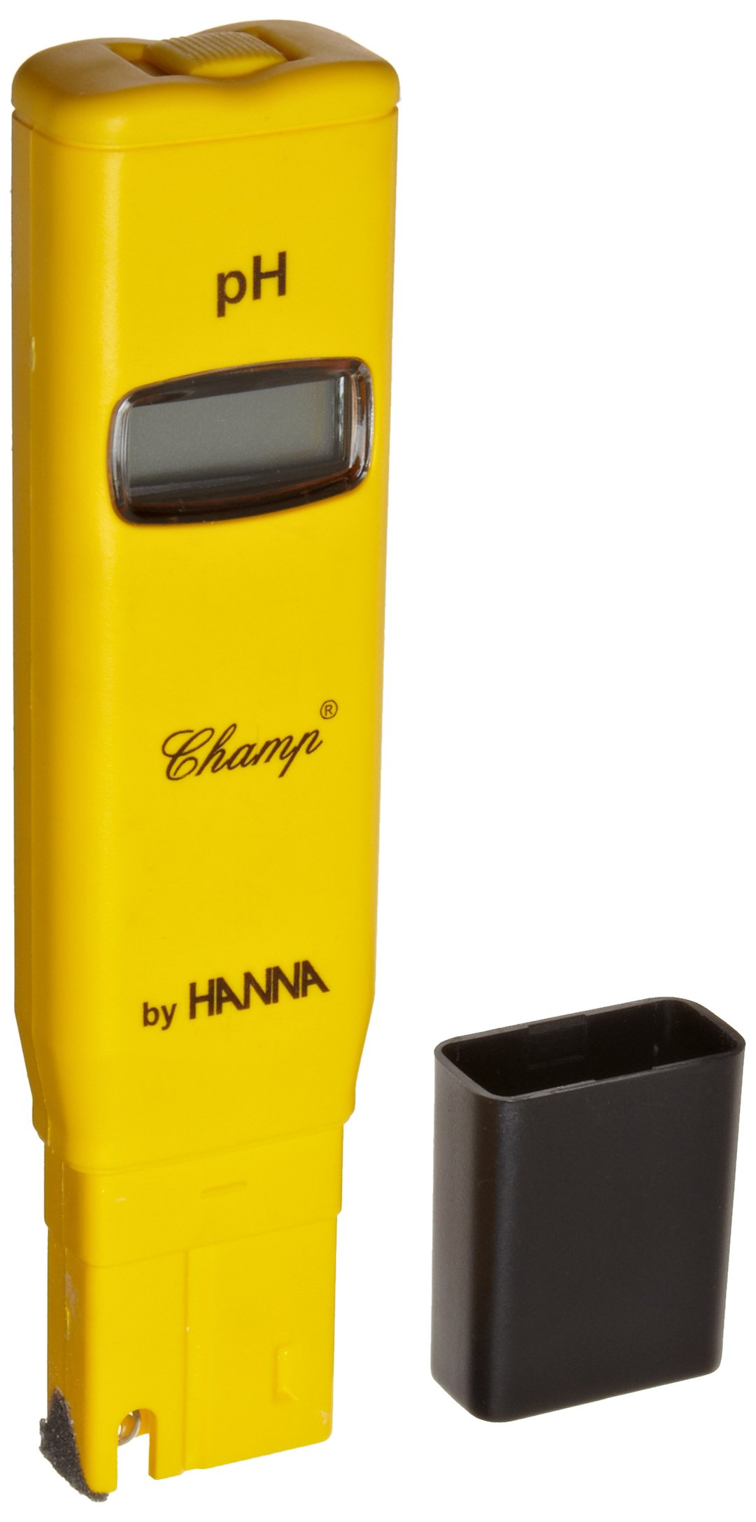 Hanna Instruments HI98108 pHep + pH Tester with Automatic Temperature Compensation, 0.0 to 14.0 pH, +/-0.1 pH accuracy, 0.1 pH Resolution