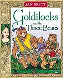 Goldilocks and the Three Bears, Jan Brett, 039922033X