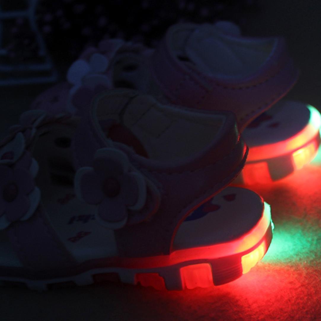 Fabal Fashion Causal Baby Sandals Summer Flower Soft Bottom Child Girls Sandal Shoes