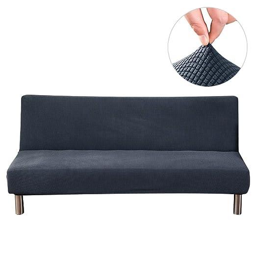 Lembeauty - Funda para sofá o Cama, Plegable, Impermeable, elástica, Gruesa, 3 Asientos, Funda de Forro Polar Universal