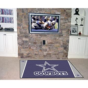 NFL   Dallas Cowboys 5 X 8 Rug