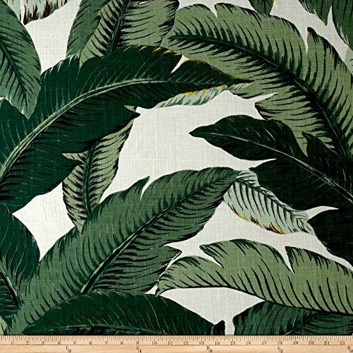 Tommy Bahama Home Linen Swaying Palms Fabric, - Decor 45 Fabrics Home