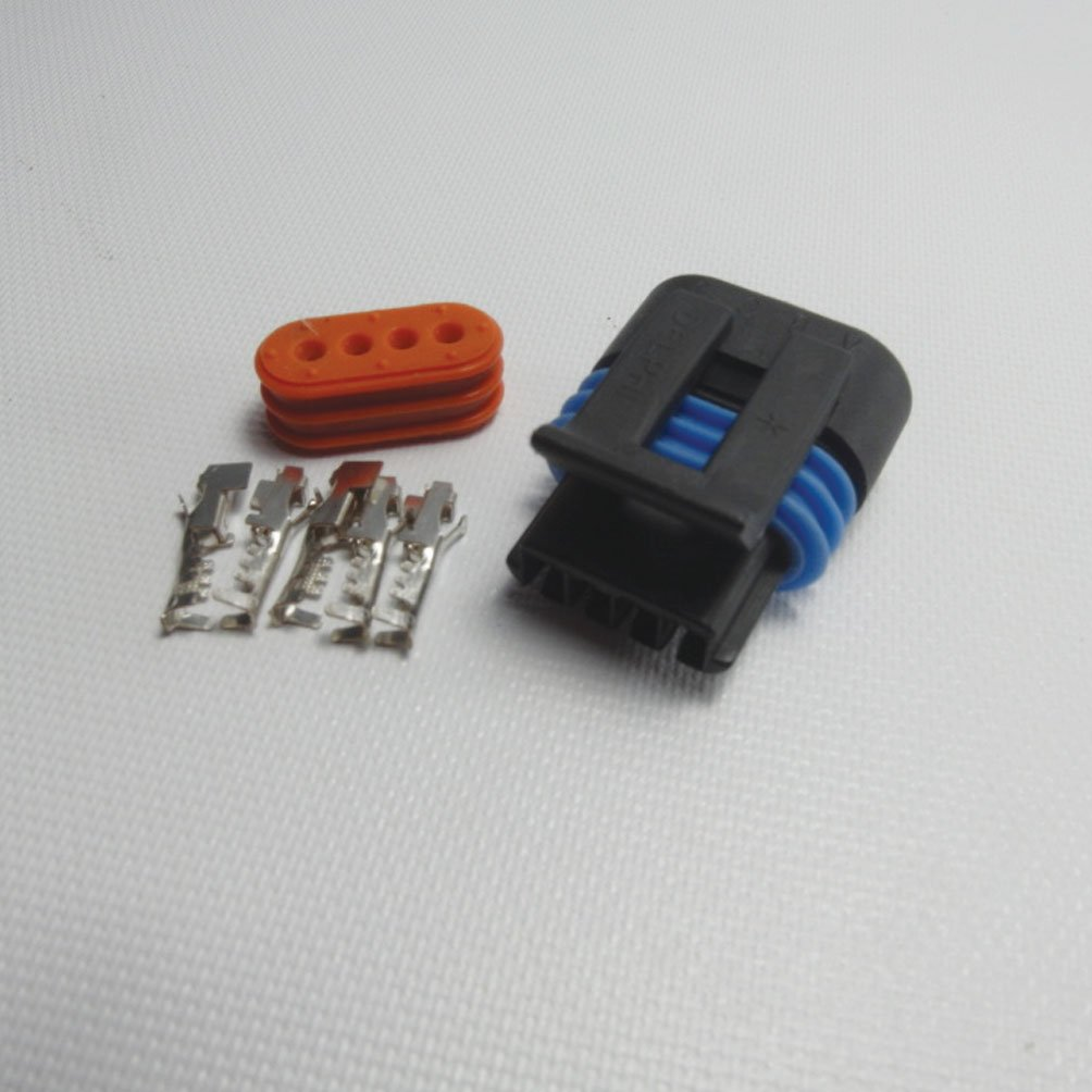 Amazon com: 4 Way for GM Ignition Control Module (ICM) Connector 96