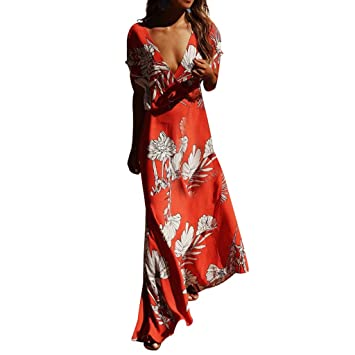 Vestido de Playa Mujer🏵Yusealia🏵Vestidos de Fiesta Mujer ...