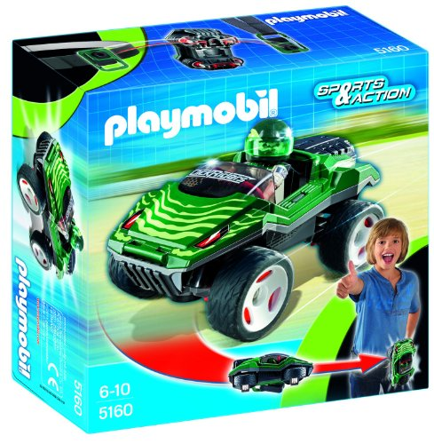 Playmobil Click & Go Snake Racer (Clicks Playmobil)