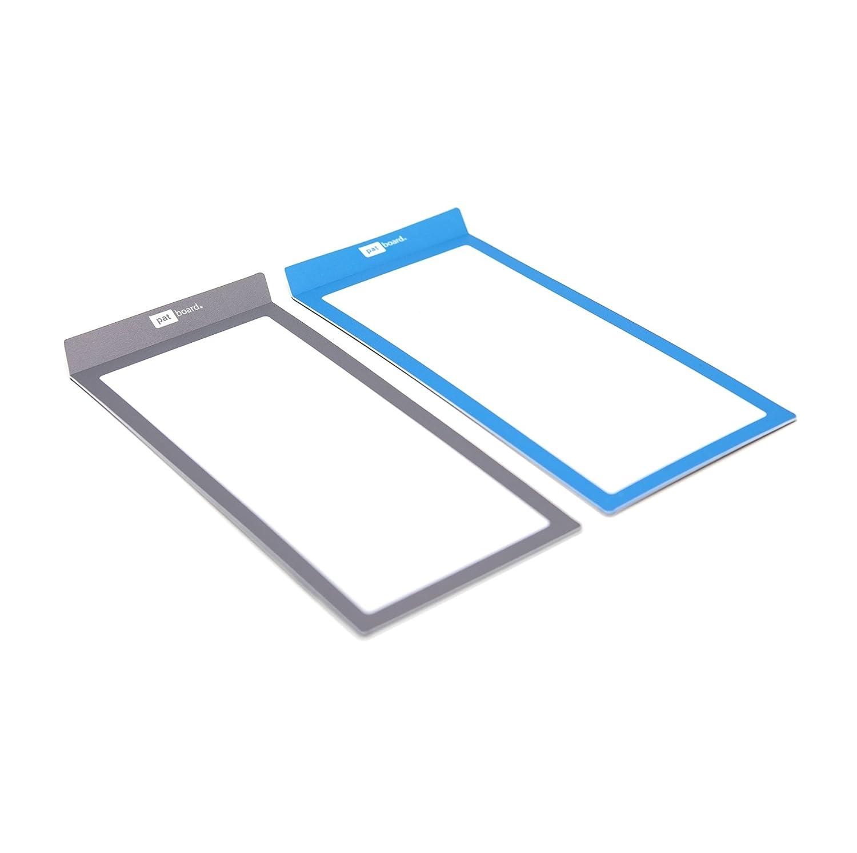 Mischia carte magnetica per Scrum Agile Kanban–2x bianco columncards PATboard.com