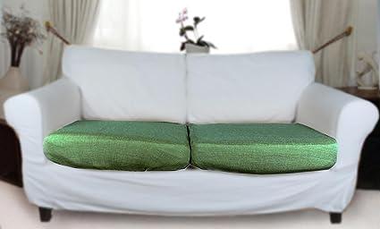 Afrique - Funda de dos asientos (Verde) - (50-70cm)