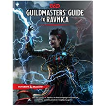 D&D Guildmasters' Guide to Ravnica HC