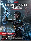 Book cover from Dungeons & Dragons Guildmasters Guide to Ravnica (D&D/Magic: The Gathering Adventure Book and Campaign Setting) by Wizards RPG Team