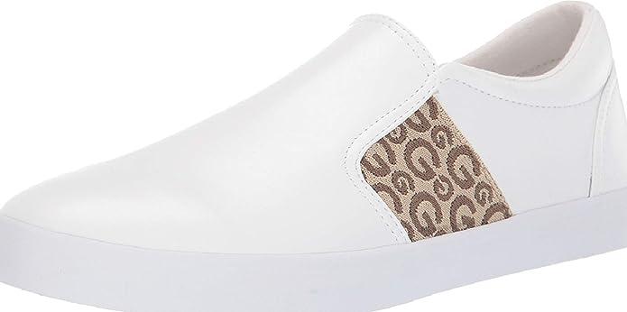 G by GUESS Marcoe para Mujer, Blanco (BlancoTopo (White