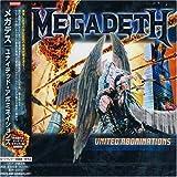 Megadeth: United Abominations [+1 Bonus] (Audio CD)