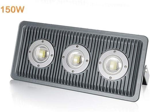 HviLit Proyector LED de exterior de alta potencia 150W IP65 ...