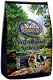 Nutri Source Woodlands Select GF Dog Food 15 lb