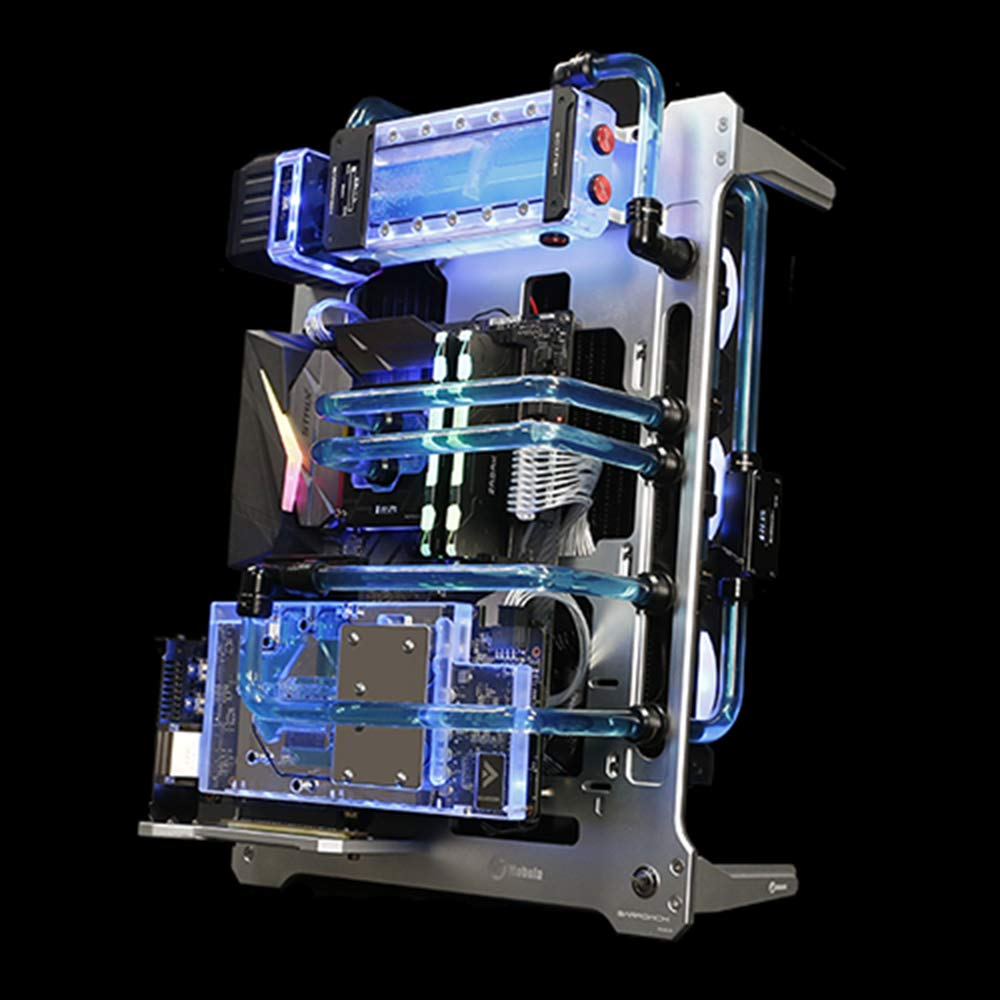 Amazon.com: Mobula Modular Vertical Computer Water Cooling ...