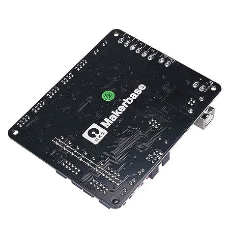 BIQU MKS-Base V1.6 Placa Controladora Placa para Rampas de ...