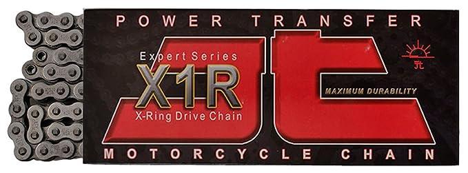 Steel 110-Link 530 X1R Heavy Duty X-Ring Drive Chain JTC530X1R110RL JT Sprockets