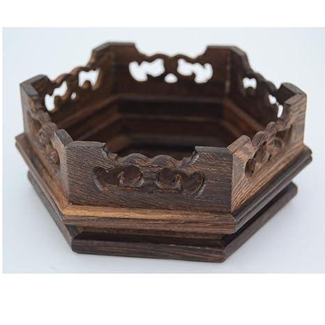 Jar soporte expositor, para interior), diseño de macetas pecera jarrón: Amazon.es: Hogar