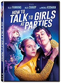 Book Cover: How to Talk to Girls at Parties