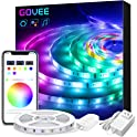 Govee 16.4-Foot LED Smart Strip Lights