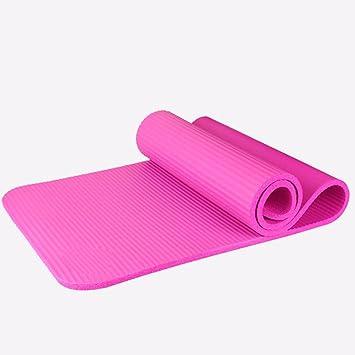 Olici MDRW-Amantes del Yoga Esterilla De Yoga Fitness ...